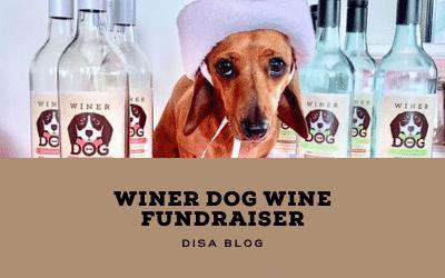 Winer Dog Wine Fundraiser
