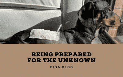 Being prepared for the unknown
